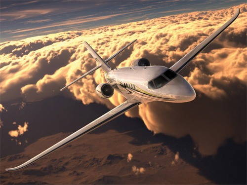 Очередное увеличение показателей дальности бизнес-джета Cessna Citation Latitude